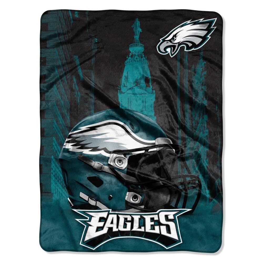 The Northwest Company Philadelphia Eagles Polyester Throw