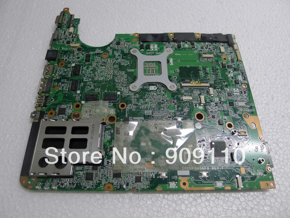 94.00$  Buy here - http://alihex.worldwells.pw/go.php?t=899117059 - DV6   non-integrated motherboard for H*P laptop DV6 600817-001 94.00$