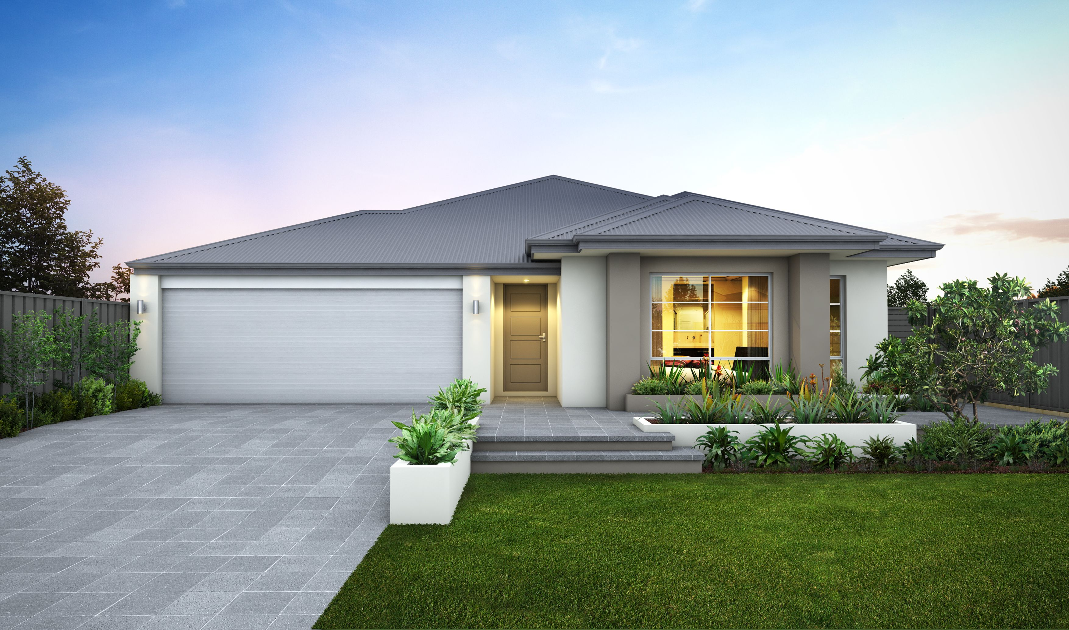 brick single story house facades - Google Search | Facade ...