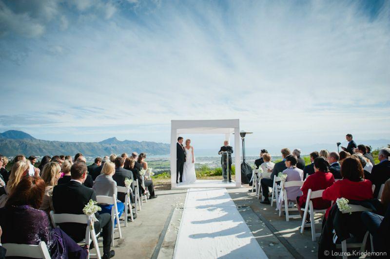 Cape winelands wedding venue waterkloofwaterkloof wines