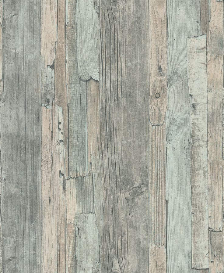 Distressed Wood Duck Egg, Wallpaper, 954055