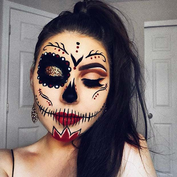 Photo of 61 Easy DIY Halloween Makeup Looks | Page 3 of 6 | StayGlam