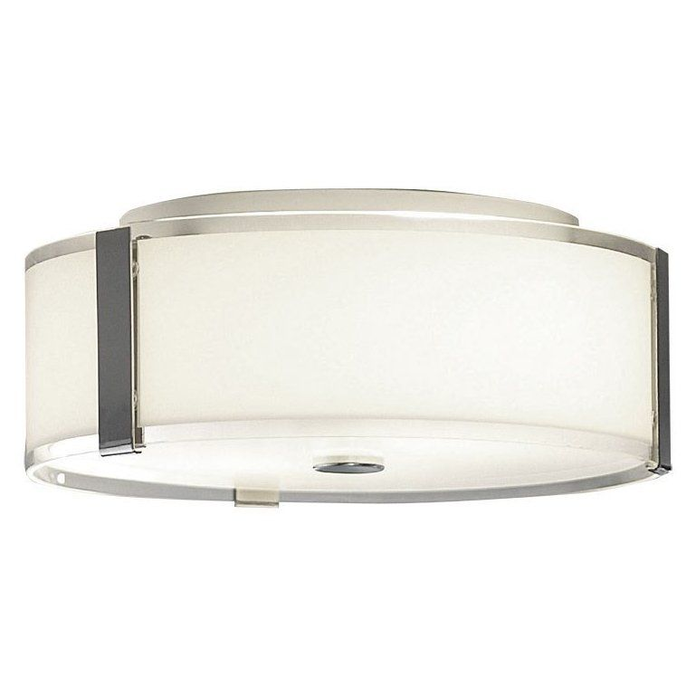 Shop allen roth chrome flush mount at lowes canada find our selection of flush mount ceiling lights at the lowest price guaranteed with price match