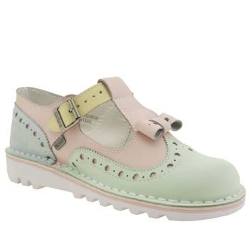 Womens Multi Kickers Bow Brogue Flats | schuh | Clothes