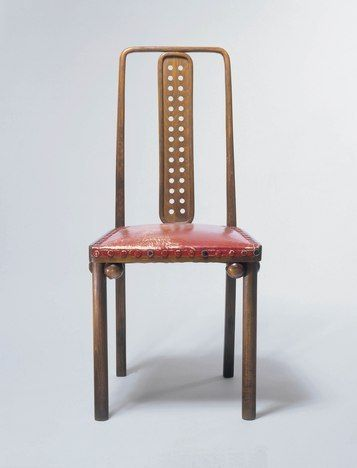 Josef Hoffmann 1870 1956 Chair For The Dining Room Of