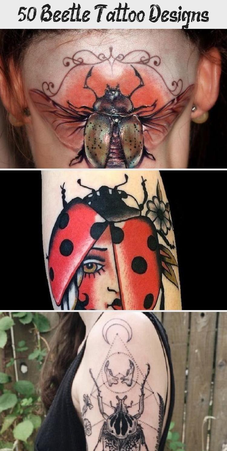 Photo of 50 dessins de tatouage de scarabée – Tatouages