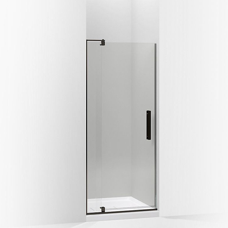 Revel 27 25 X 70 Pivot Shower Door With Cleancoat Technology