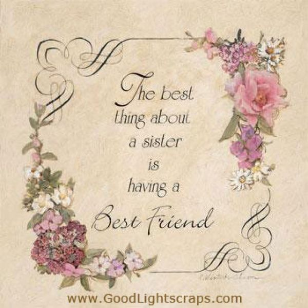 Mothers Day Quotes Pinterest Sister Quotes Sister Birthday