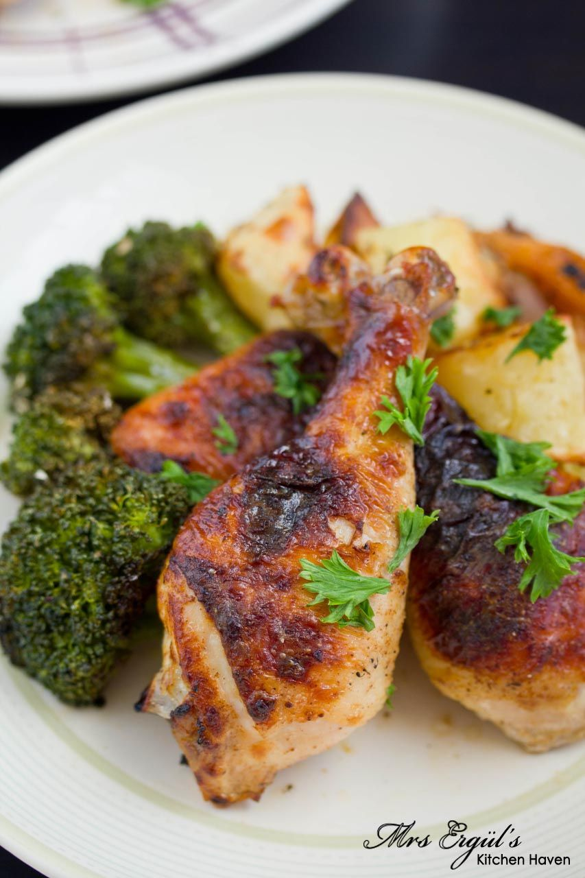 Yogurt Roast Chicken