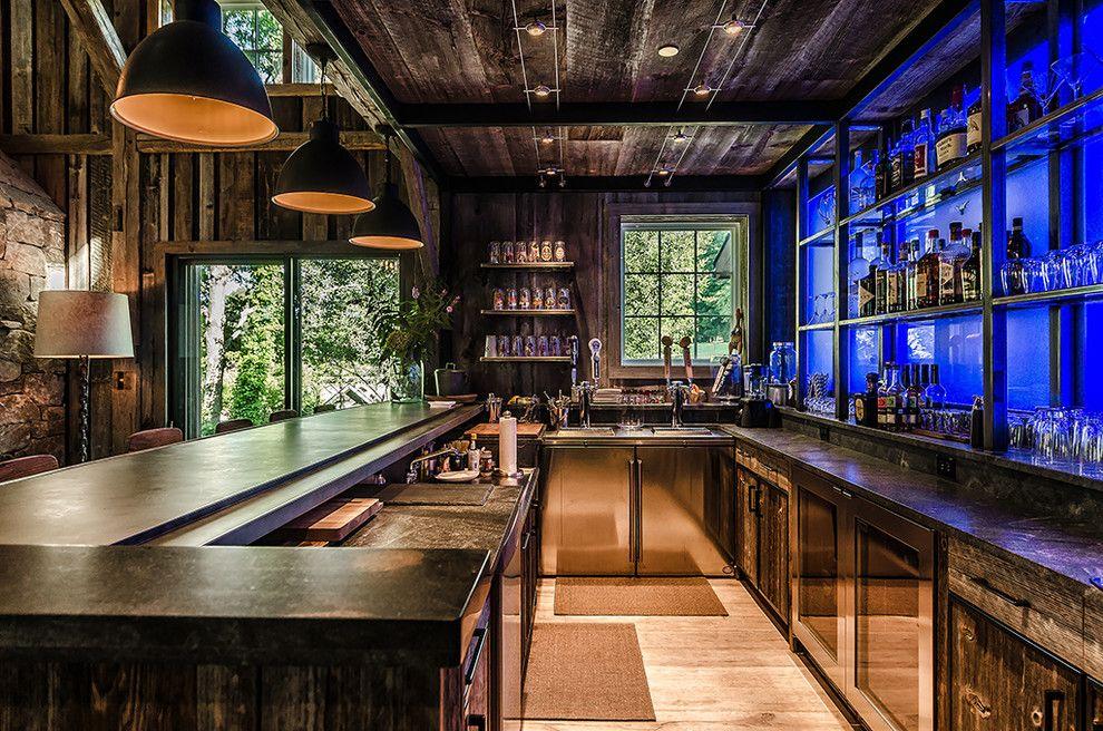 rustic restaurant bar design ideas google search