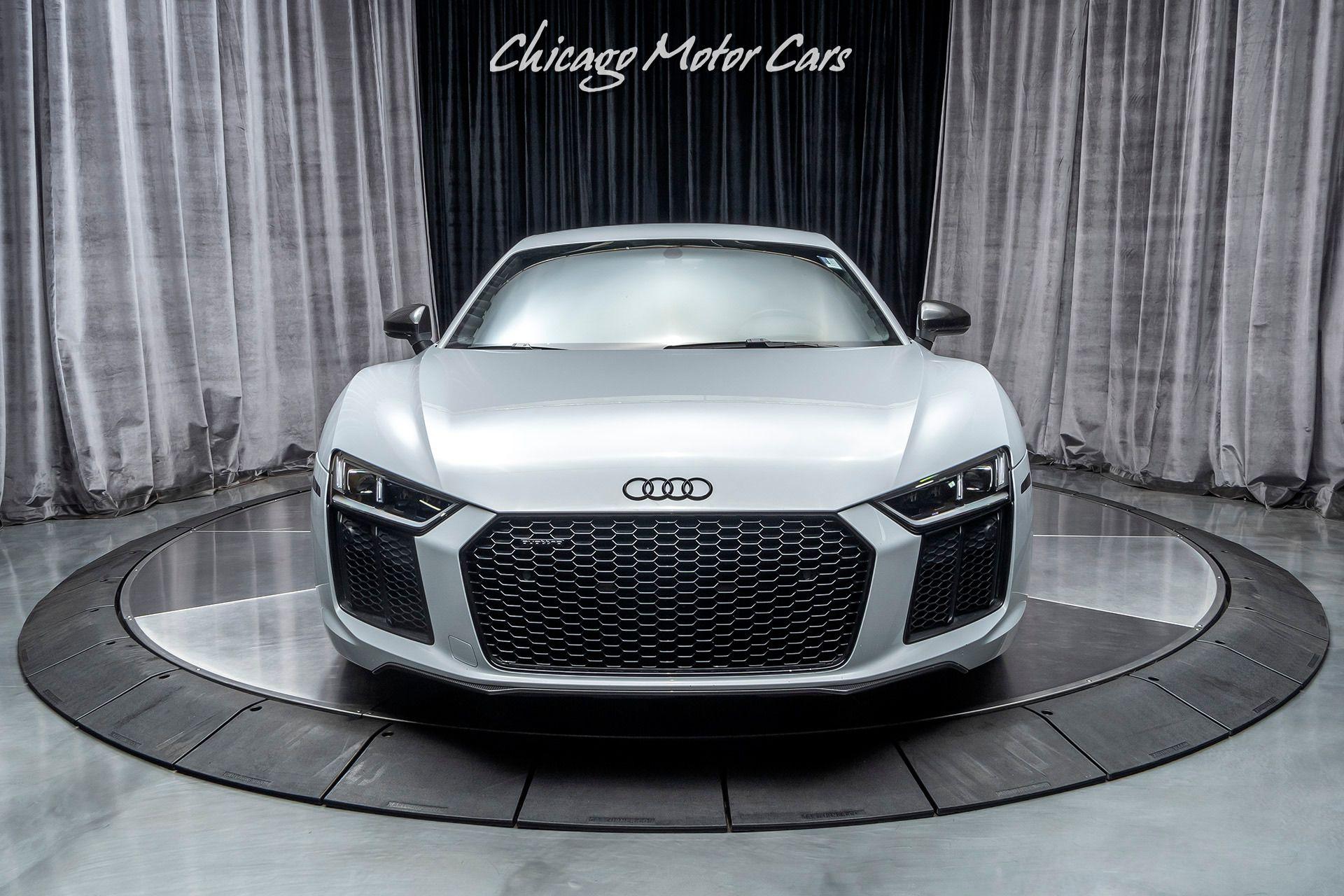 2017 Audi R8 5 2 Quattro V10 Plus Msrp Chicago Motor Cars United States For Sale On Luxurypulse Audi Audi R8 Super Cars