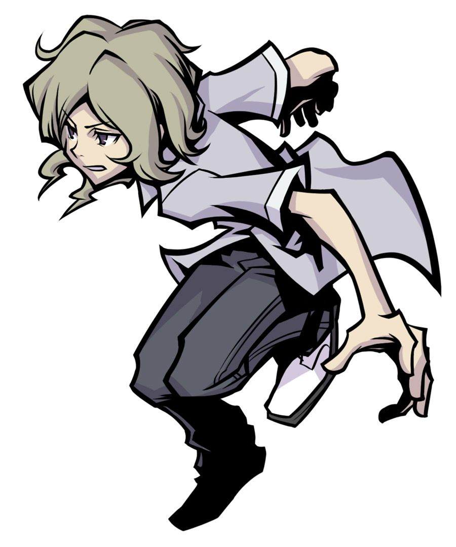 Joshua Character Concept Art From The World Ends With You Final Remix Art Illustration Artwork Ga End Of The World Game Concept Art Concept Art Characters