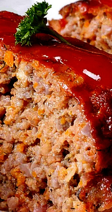 Cracker Barrel Meatloaf Copycat Recipe » Recipefairy.com