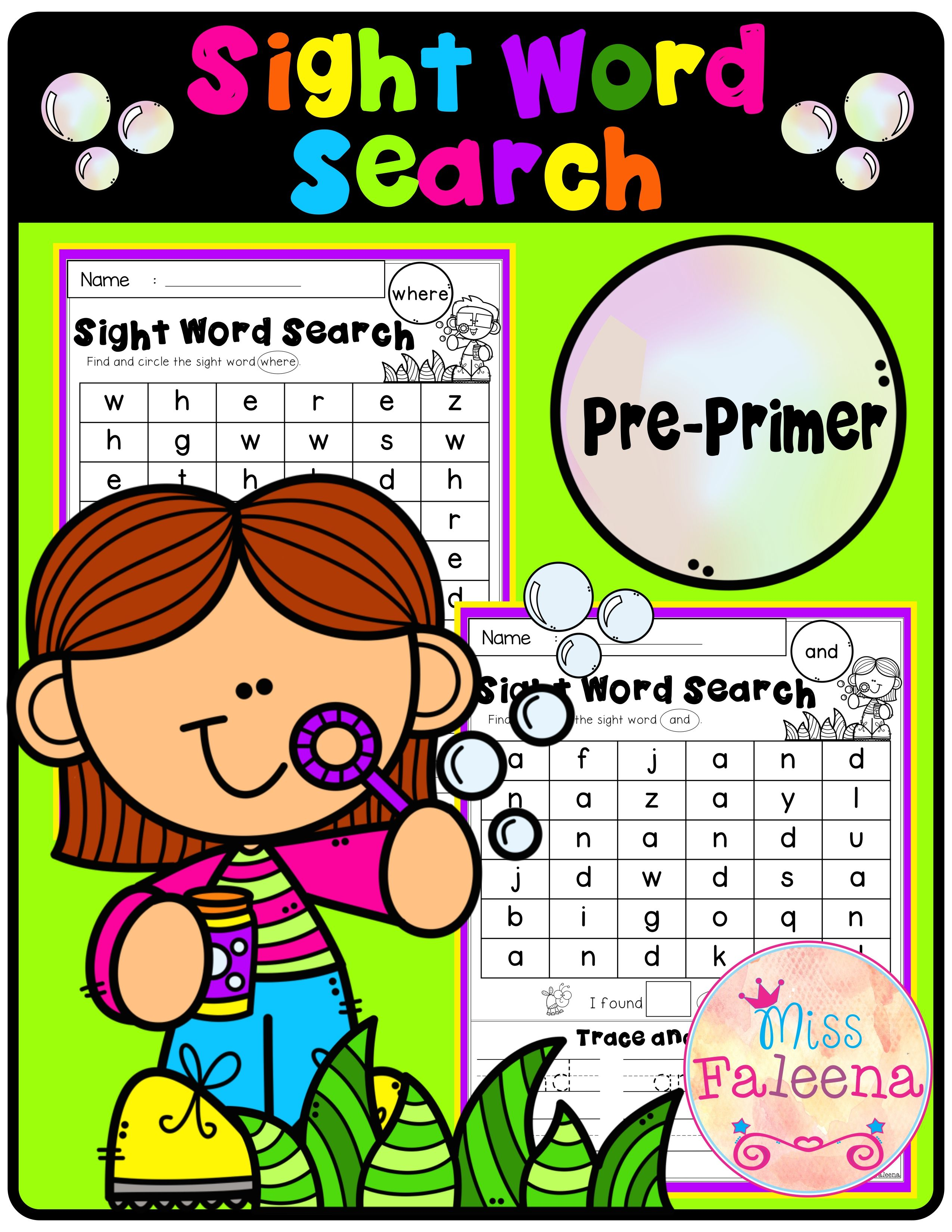 This Resource Is Perfect For Preschool Kindergarten And