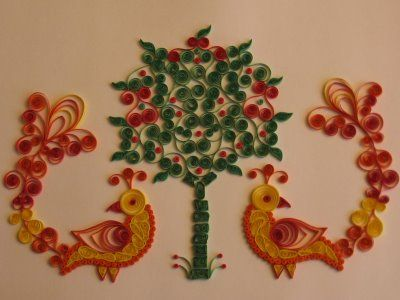 Intro to quilling+how to make a quilling tool