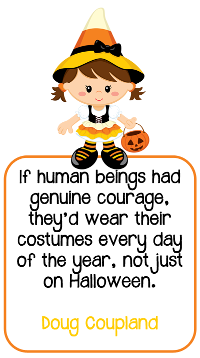 Quote Of The Week | Halloween quotes, Quotes for kids, Halloween