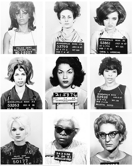 S Mugshots Some Hardass Bitchesbut I L Love Their - 15 vintage bad girl mugshots from between the 1940s and 1960s