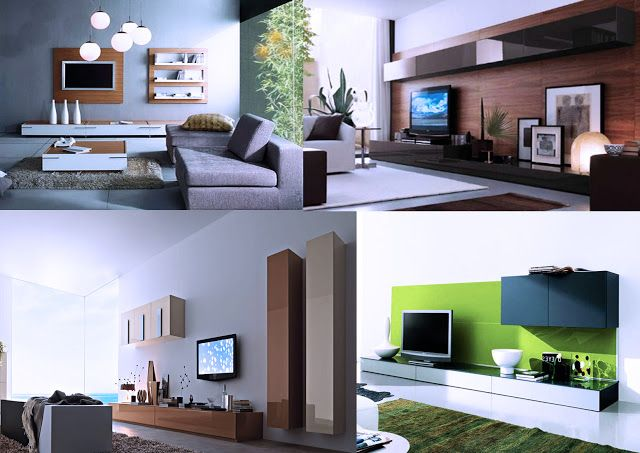 Centro de entretenimiento dise o y decoraci n casas for Diseno de casas interior y exterior