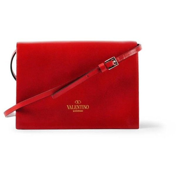 VALENTINO Clutch ($800) ❤ liked on Polyvore