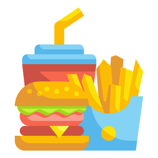 Fast Food Free Vector Icons Designed By Wanicon In 2021 Free Icons Vector Free Vector Icon Design