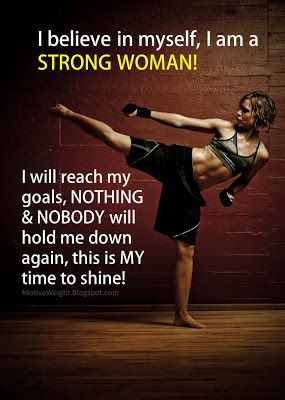 Positive Quotes For Strong Women Boxing Quotesgram Workout Motivation Women Fitness Motivation Pictures Female Fitness Motivation Pictures