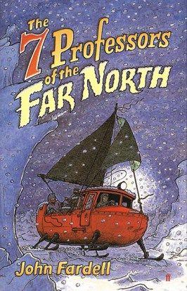 the seven professors of the far north cover image
