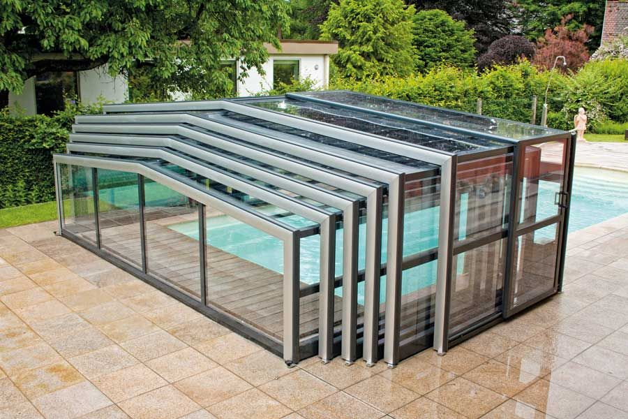 How Shape Affesct Swimming Pool Enclosure Cost Swimming Pool Enclosures Screened Pool Prefabricated Swimming Pool