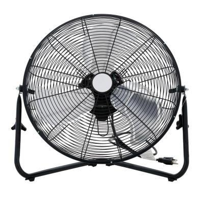 20 In 3 Speed High Velocity Floor Fan Sfc1 500b High Velocity