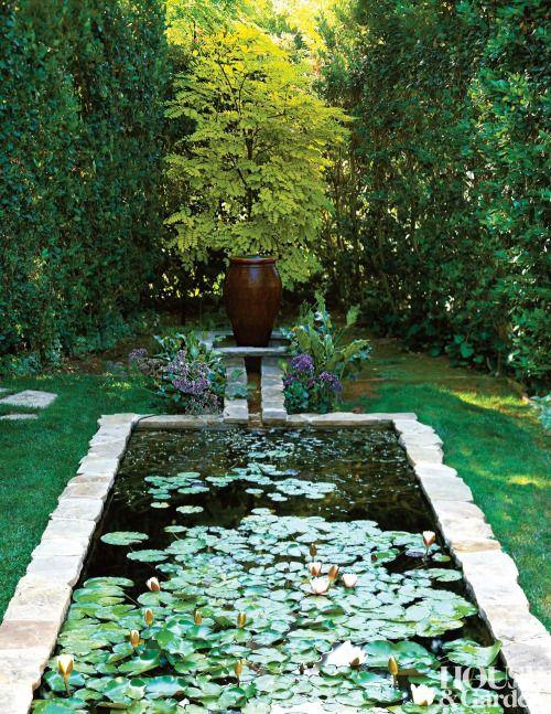Pin de dani en estanque peces Pinterest Estanques, Agua y Jardín