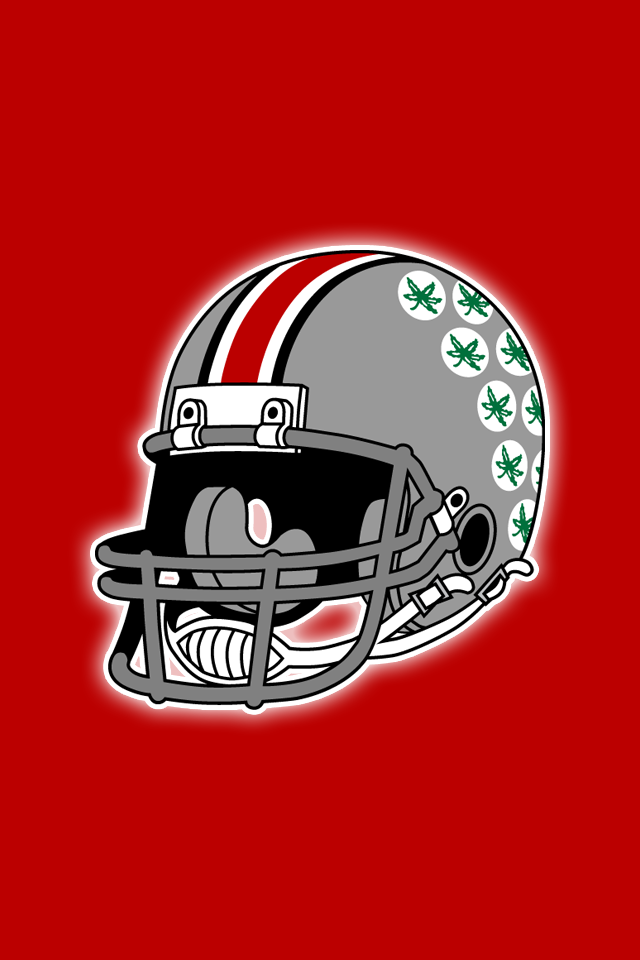 Free Ohio State Buckeyes iPhone Wallpapers. Install in