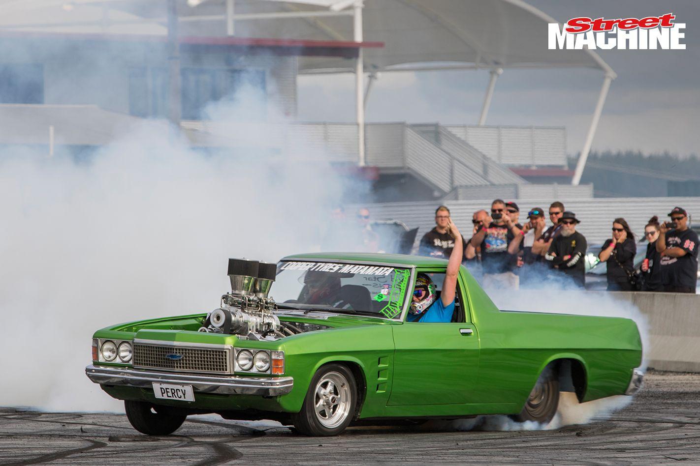 HZ Holden Ute Burnout Ute, New zealand, Holden