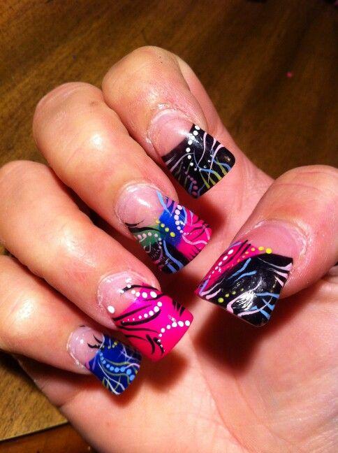 Wild nails - Wild Nails My Nail Art Pinterest Hair Makeup And Makeup