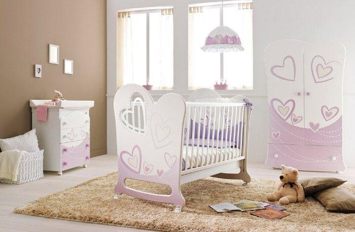 Cameretta Bebè ~ Oltre fantastiche idee su cameretta neonata romantica su