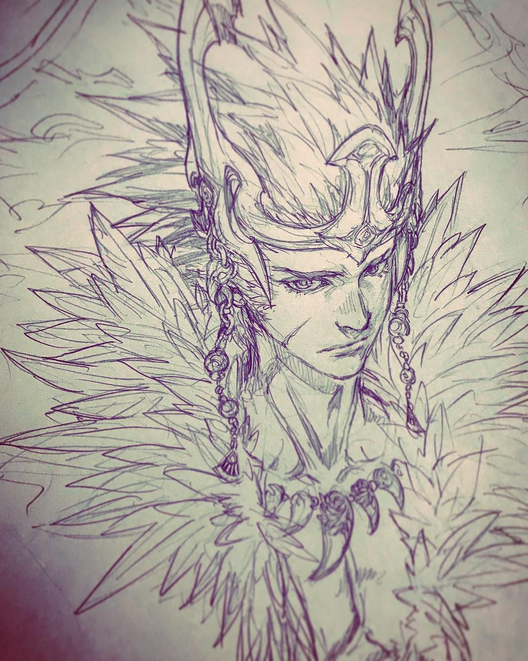 Awesome Character Design Incredible Artworks By Ozo Stato Comment Belo Drawings Art Sketches Drawing Artwork