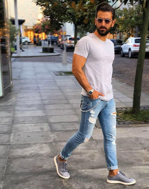 Mis preferidos de moda Moda Verano 2017 Hombre, Ropa Casual De Hombre, Moda  Casual