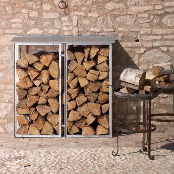 Holzknecht Firewood Rack | Jan Kurtz | AmbienteDirect.com