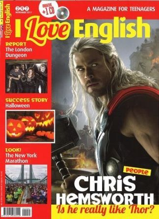 I love english, a magazine for teenagers, n. 297 (novembro 2017 ...