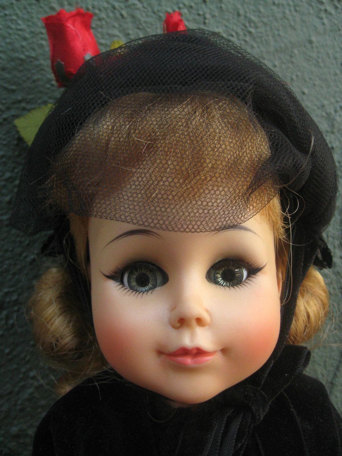1966 Madame Alexander RARE Coco Godey Near Mint All Original Tagged | eBay