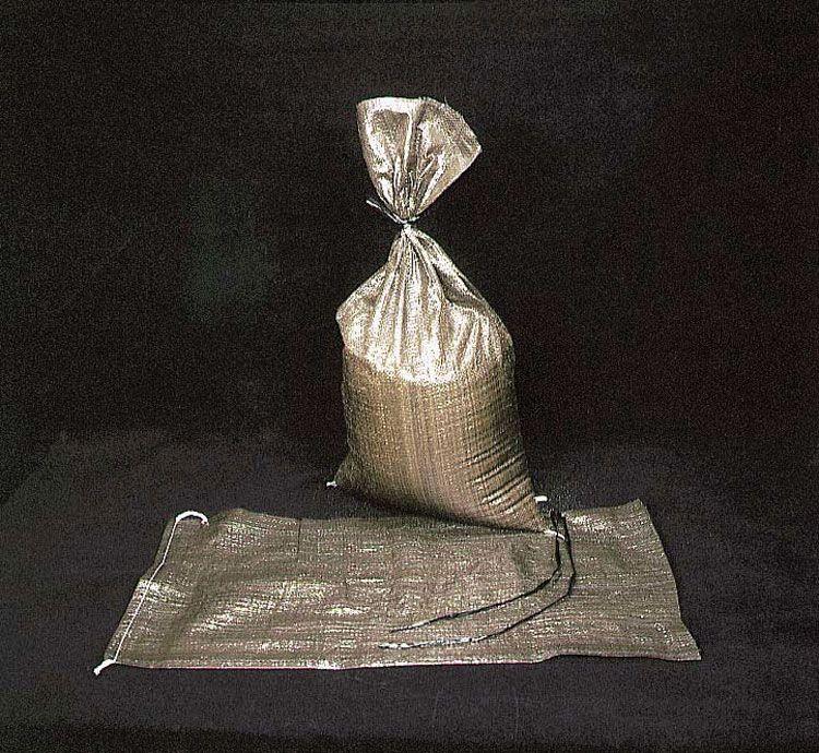 """Poly Sand Bag, 100 lb., 22"""" x 40"""" Sand bag, Sand, Bags"""