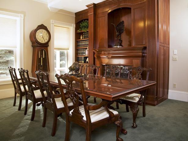 8 Elegant Victorianstyle Dining Room Designs  Dining Room Design Entrancing Victorian Dining Room Decor Design Inspiration