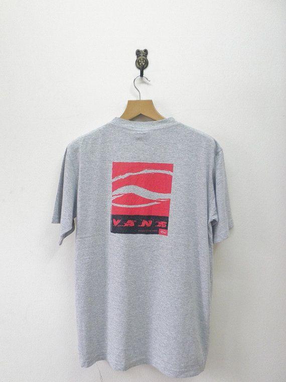 vans vintage t shirt