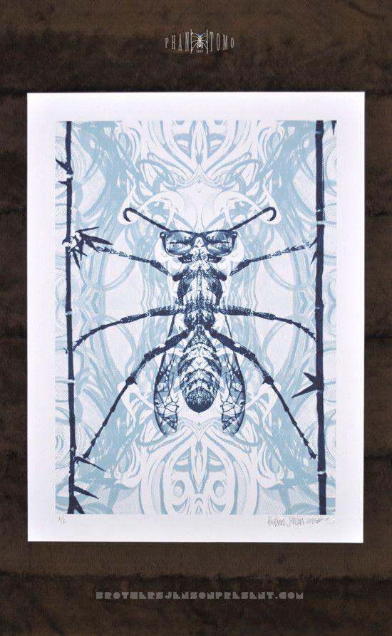 ART PRINT- 'Ice-Cold Hive' - Brothers Jenson - Soar