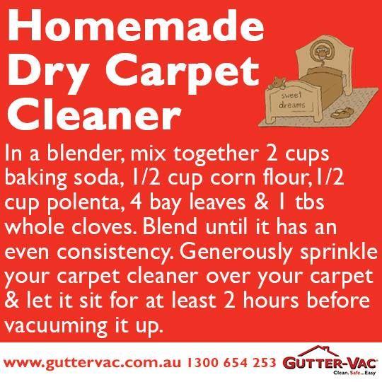 Homemade dry carpet cleaner gutter vac diy ideas pinterest diy ideas homemade dry carpet cleaner gutter vac solutioingenieria Image collections