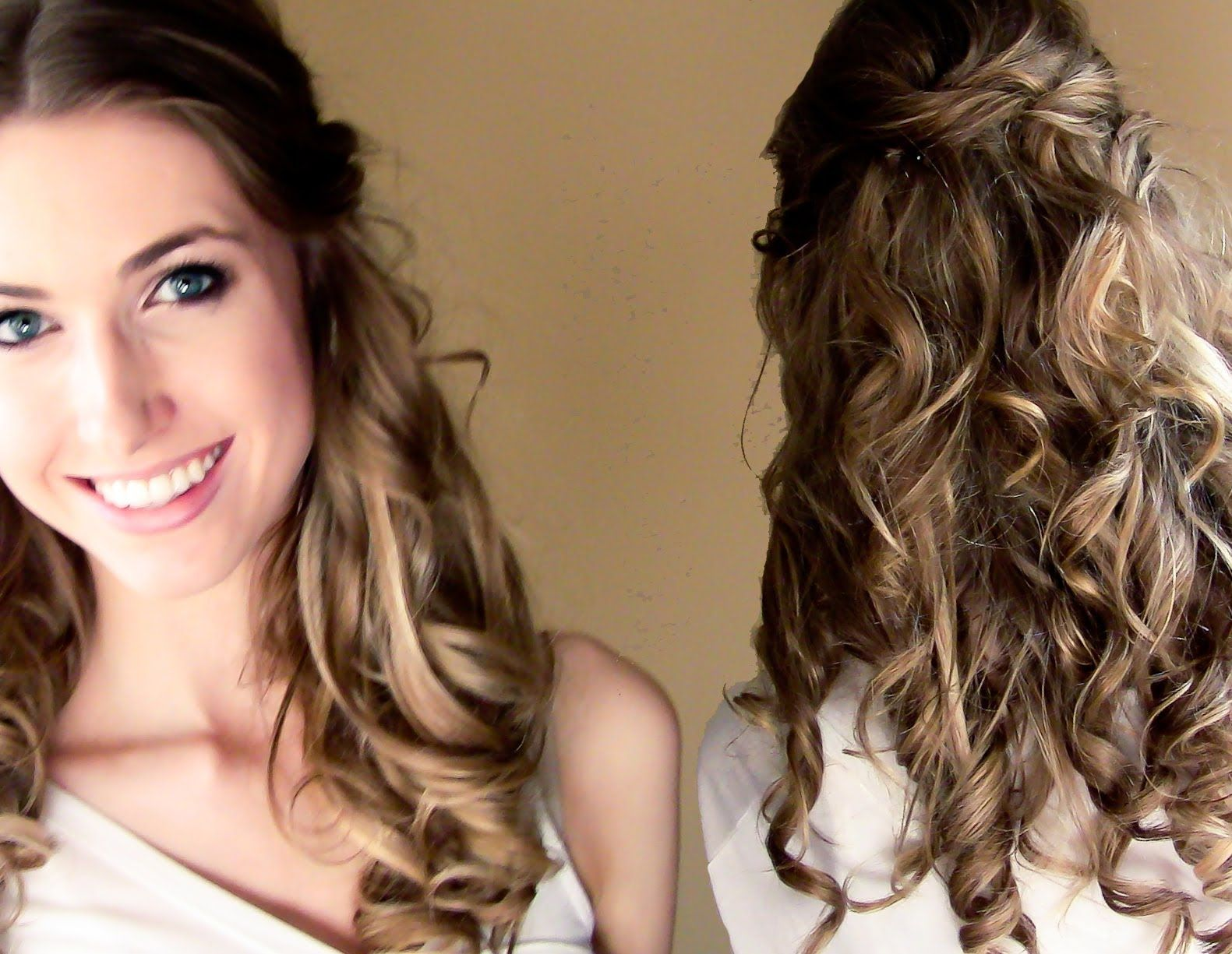 Simple Diy Wedding Hairstyle Weddinghair Budgetwedding
