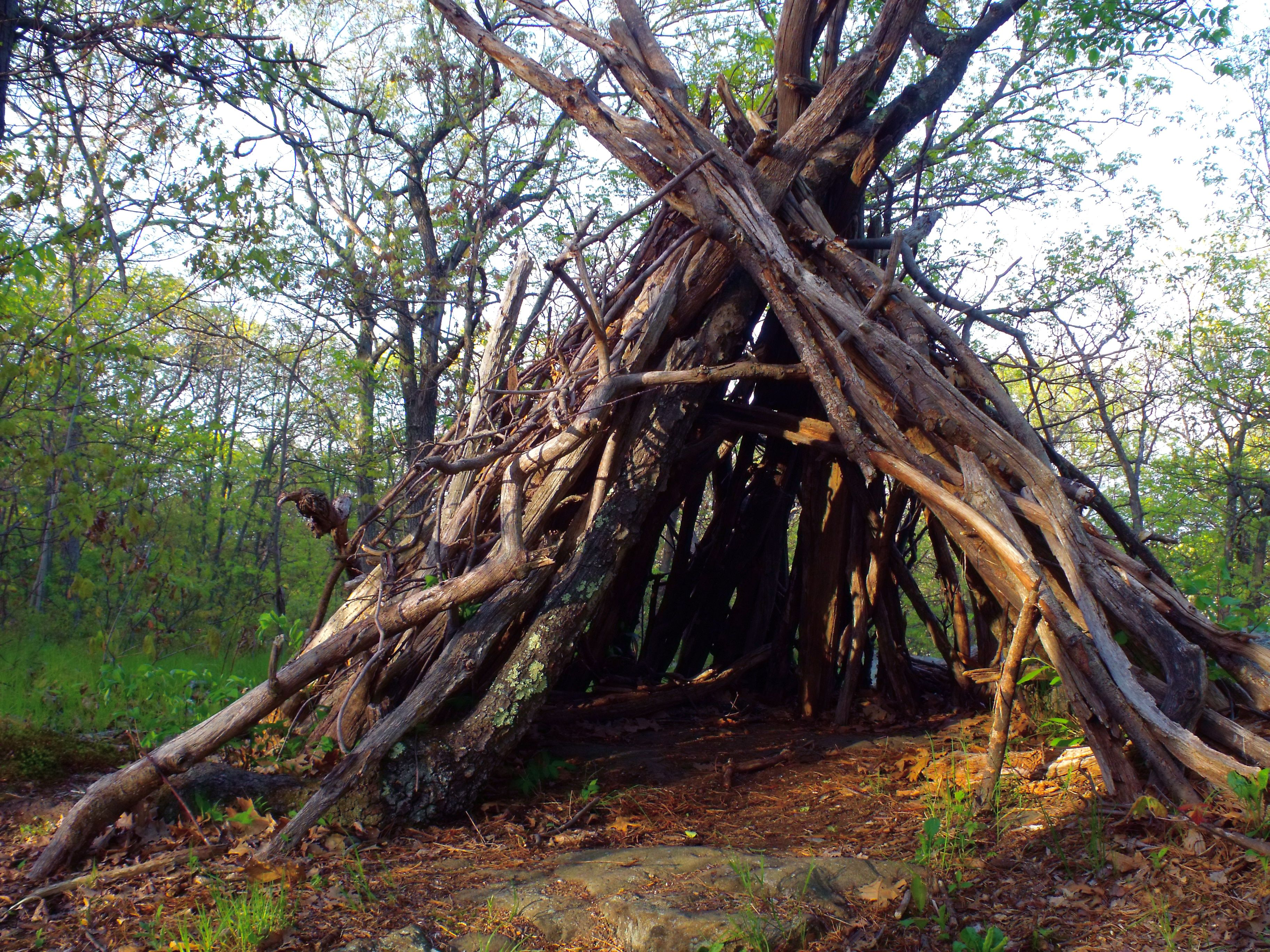 Tipi 1 Pictures Of Arlington Outdoor Forts Backyard Playground Outdoor