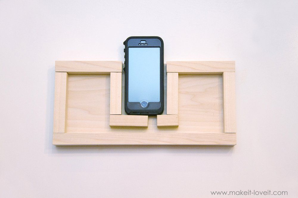Passive Amplifiers DIY: How to Make a Wooden Speaker For