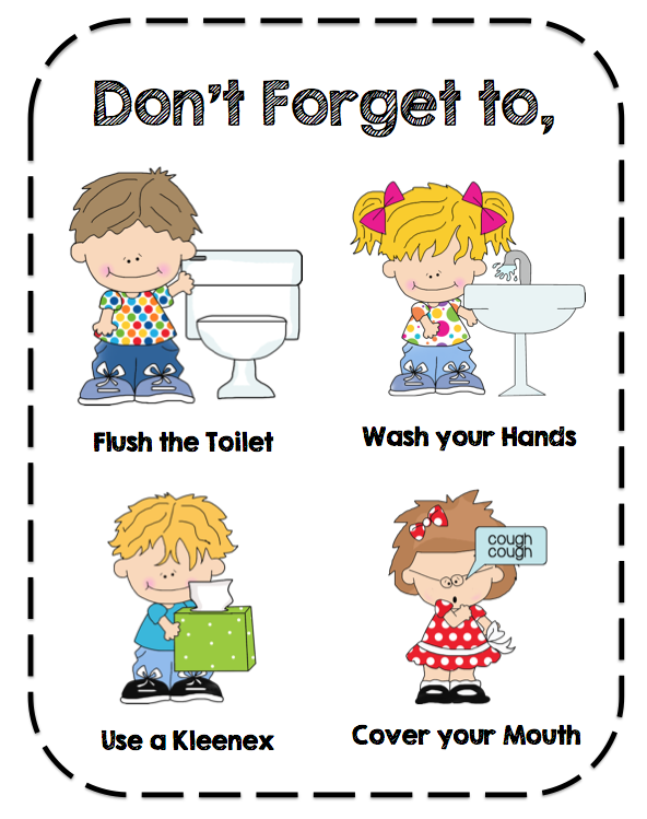 Printable Pdf Free Printable Printable Bathroom Signs For Preschool