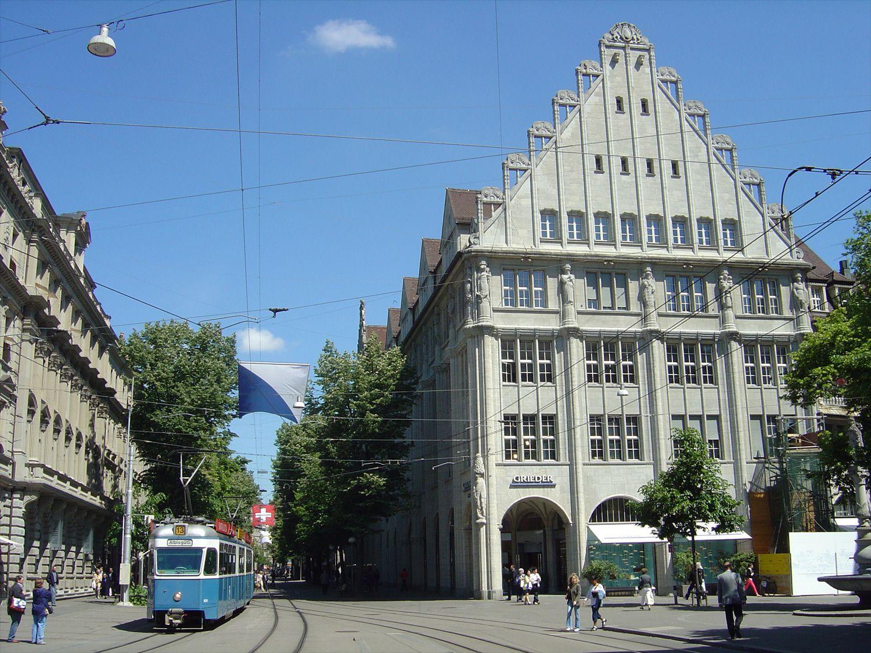 Bahnhofstrasse, Zürich
