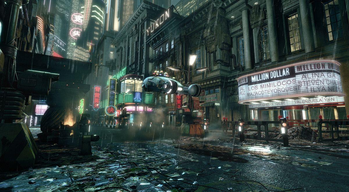 Cyberpunk 2077. Teaser Trailer Futurismo, Film e