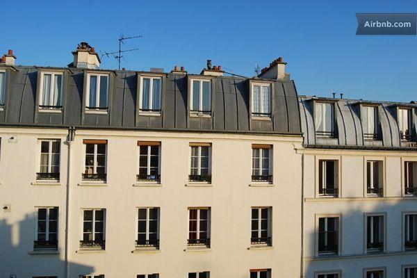 little-loft-apartment-in-paris-11 $125 per night AirBnB